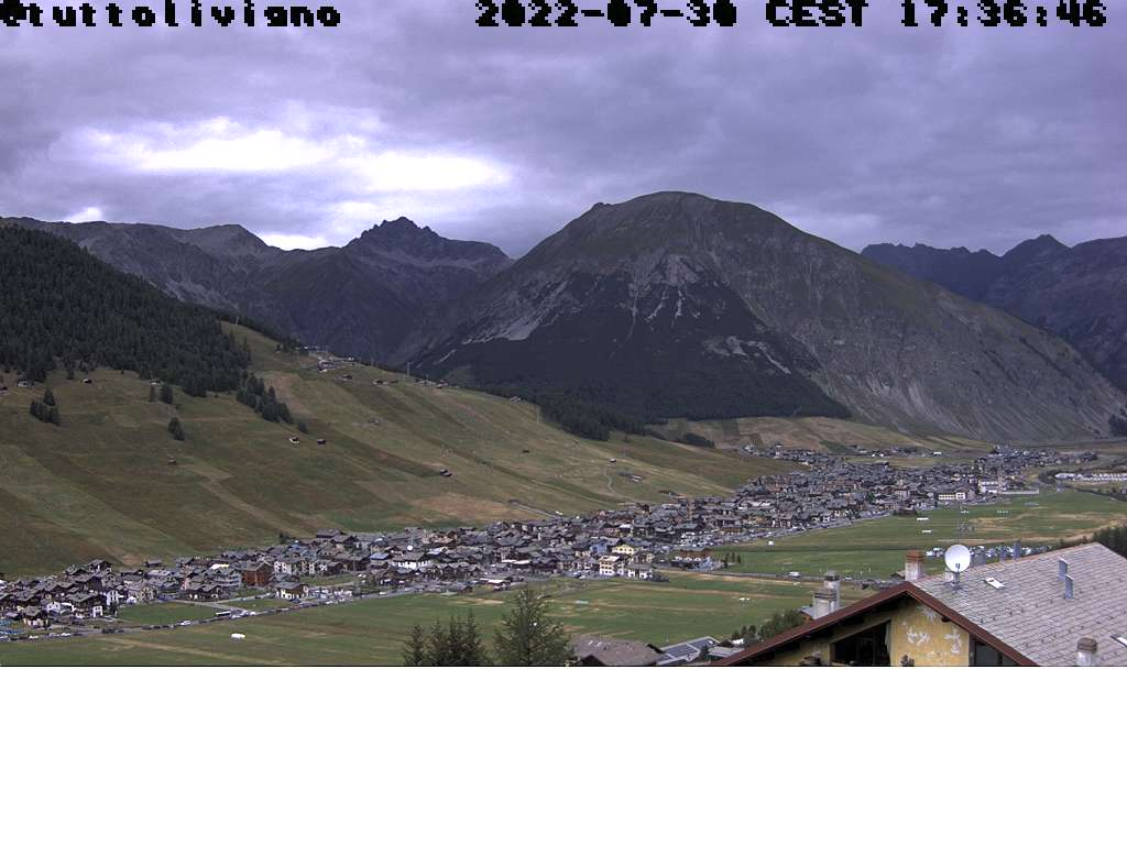 Webcam Neve Livigno