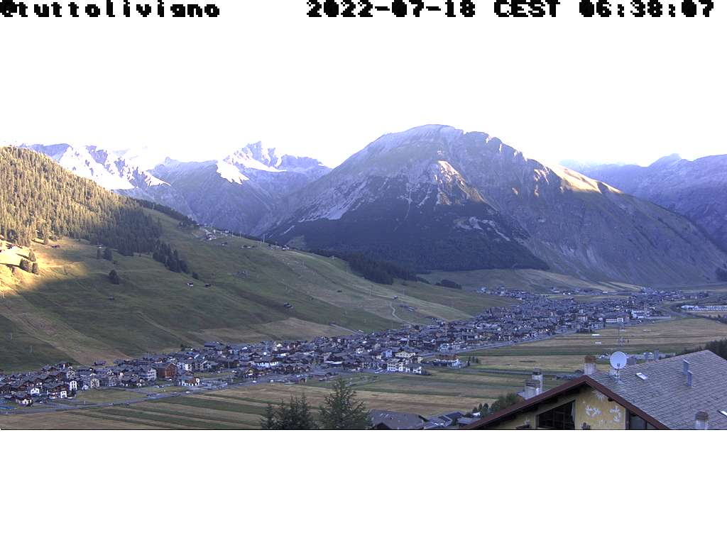 Webcam Livigno e Carosello 3000