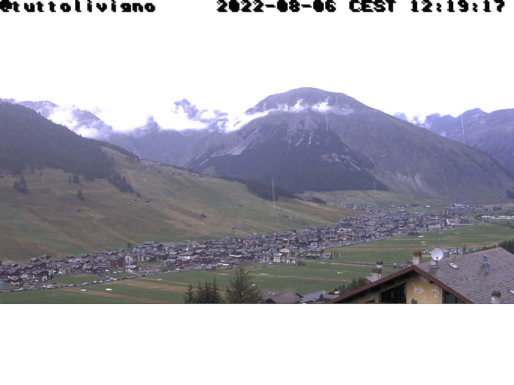 webcam Webcam Neve Livigno